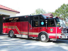 East Lake Fire Station image