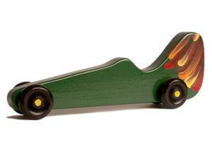 green_car_color_flames